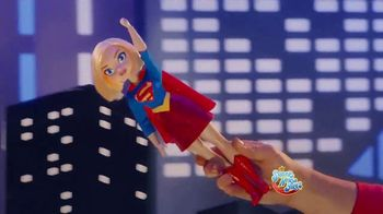 DC Super Hero Girls TV Spot, 'Team Up' - Thumbnail 4