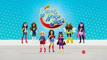 DC Super Hero Girls TV Spot, 'Team Up' - Thumbnail 6
