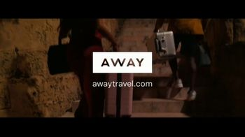 Away Luggage TV Spot, 'Early Arrival' - Thumbnail 8