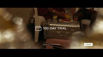 Away Luggage TV Spot, 'Early Arrival' - Thumbnail 7