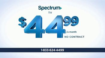Spectrum TV + Internet TV Spot, 'Upside Down' - Thumbnail 8
