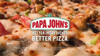 Papa John's TV Spot, 'This Is the Works' - Thumbnail 9