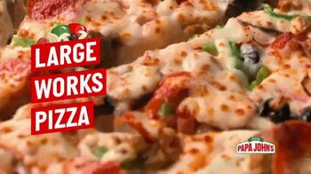 Papa John's TV Spot, 'This Is the Works' - Thumbnail 3