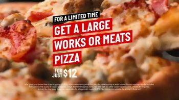 Papa John's TV Spot, 'This Is the Works' - Thumbnail 8