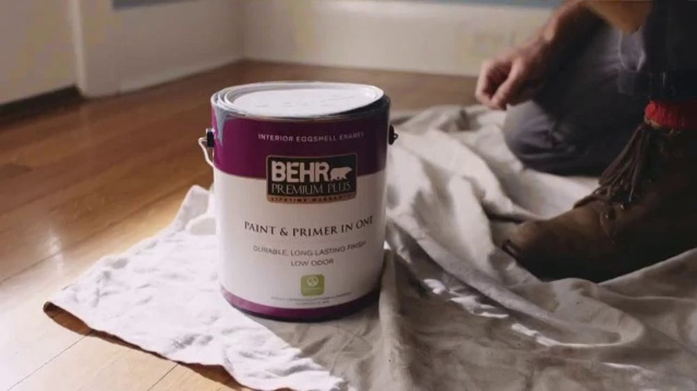 BEHR Paint Labor Day Savings TV Commercial, 'Job Well Done'