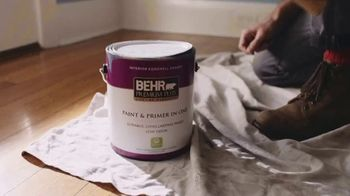 BEHR Paint Labor Day Savings TV Spot, 'Job Well Done'