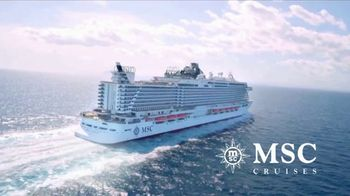 MSC Cruises TV Spot, 'Ocean Cay Island' - Thumbnail 1