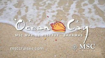 MSC Cruises TV Spot, 'Ocean Key Island'