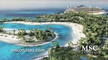 MSC Cruises TV Spot, 'Ocean Cay Island' - Thumbnail 4