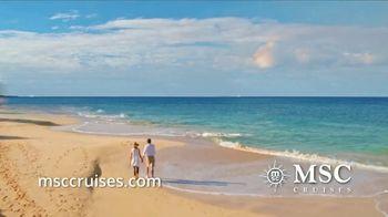 MSC Cruises TV Spot, 'Ocean Cay Island' - Thumbnail 7