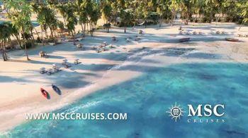 MSC Cruises TV Spot, 'Ocean Cay Island' - Thumbnail 8
