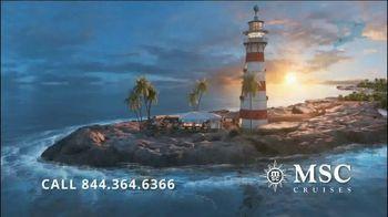 MSC Cruises TV Spot, 'Ocean Cay Island' - Thumbnail 9