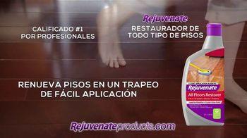 Rejuvenate All Floors Restorer TV Spot, 'Restaurador de todo tipo de pisos' [Spanish] - Thumbnail 4