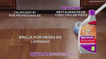 Rejuvenate All Floors Restorer TV Spot, 'Restaurador de todo tipo de pisos' [Spanish] - Thumbnail 5