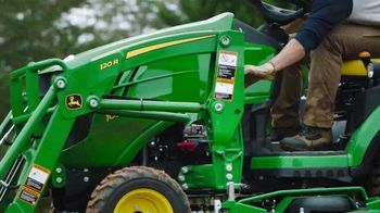 John Deere 1 Series TV Spot, 'Change Your Attachments: $99 per Month'