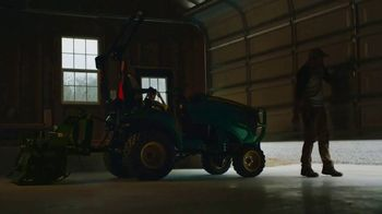 John Deere 1 Series TV Spot, 'Change Your Attachments: $99 per Month' - Thumbnail 1