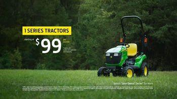 John Deere 1 Series TV Spot, 'Change Your Attachments: $99 per Month' - Thumbnail 10