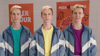 Little Caesars HOT-N-READY Quattro Pizza TV Spot, 'Quattro Brothers: Shoe Sizes' - Thumbnail 3
