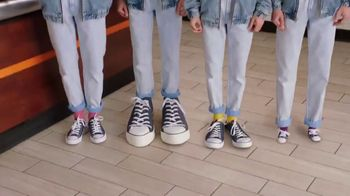 Little Caesars HOT-N-READY Quattro Pizza TV Spot, 'Quattro Brothers: Shoe Sizes'
