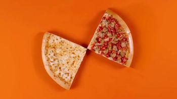 Little Caesars HOT-N-READY Quattro Pizza TV Spot, 'Quattro Brothers: Shoe Sizes' - Thumbnail 8