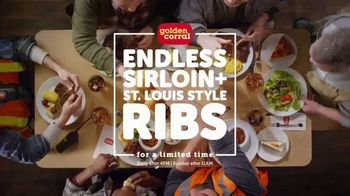 Golden Corral Endless Sirloin + St. Louis Style Ribs TV Spot, 'Put the Meat in Meet Me in St. Louis' - Thumbnail 8