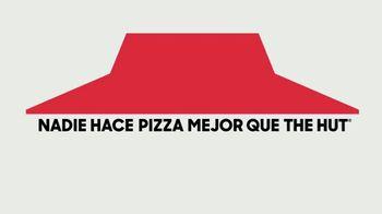 Pizza Hut TV Spot, 'El lugar de la pizza: $7.99 Lg. 3-Topping Carry Out' [Spanish] - Thumbnail 8