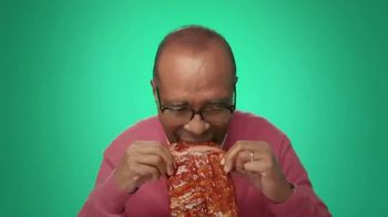 Sea Bond Denture Adhesive Seals TV Spot, 'Ribs' - Thumbnail 2