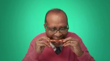 Sea Bond Denture Adhesive Seals TV Spot, 'Ribs' - Thumbnail 7