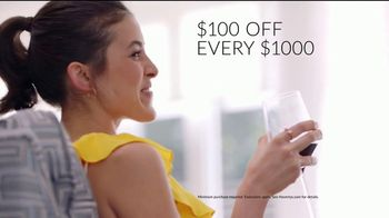 Havertys Labor Day Sale TV Spot, 'Wild Idea: Free Delivery' - Thumbnail 7