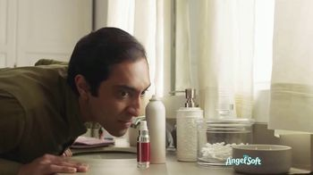 Angel Soft With Fresh Lavender TV Spot, 'Mystery' - Thumbnail 4