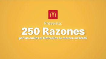 McDonald's Break Menu TV Spot, '250 razones' [Spanish] - Thumbnail 1