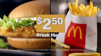 McDonald's Break Menu TV Spot, '250 razones' [Spanish] - Thumbnail 7
