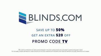 Blinds.com TV Spot, 'Shelley: Save Up to 50 Percent' - Thumbnail 5