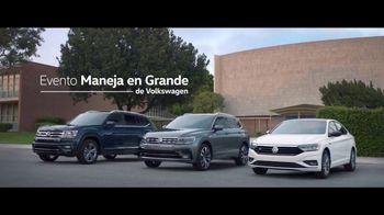 Volkswagen Evento Maneja en Grande TV Spot, 'Dejar' [Spanish] [T2] - Thumbnail 8