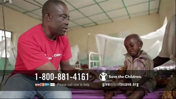 Save the Children TV Spot, \'Pierre\'