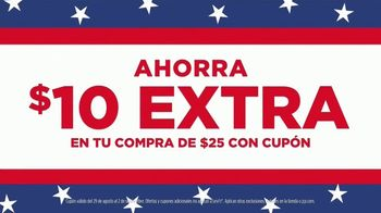 JCPenney Venta de Labor Day TV Spot, 'Jeans para ella, artículos para el hogar y Levi's' [Spanish] - Thumbnail 3