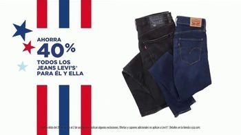 JCPenney Venta de Labor Day TV Spot, 'Jeans para ella, artículos para el hogar y Levi's' [Spanish] - Thumbnail 6