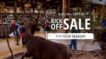 Cabela's and Bass Pro Shops Kick Off Sale TV Spot, 'It's Your Season: Summer Is Over' - Thumbnail 8