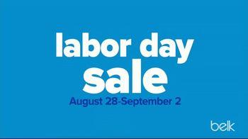 Belk Labor Day Sale TV Spot, 'Bedding Sets, Shoes & Diamond Studs' - Thumbnail 2