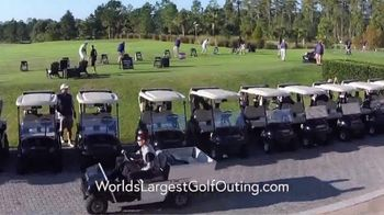 2019 World's Largest Golf Outing TV Spot, 'Tee It Up' - Thumbnail 2