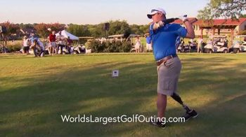 2019 World's Largest Golf Outing TV Spot, 'Tee It Up' - Thumbnail 4