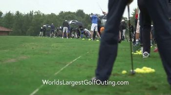 2019 World's Largest Golf Outing TV Spot, 'Tee It Up' - Thumbnail 7