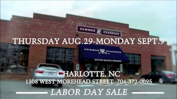 Summer Classics Labor Day Sale TV Spot, 'Outdoor Collections' - Thumbnail 9