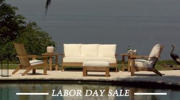 Summer Classics Labor Day Sale TV Spot, 'Outdoor Collections' - Thumbnail 1