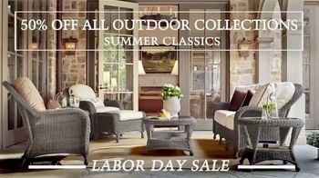 Summer Classics Labor Day Sale TV Spot, 'Outdoor Collections' - Thumbnail 2