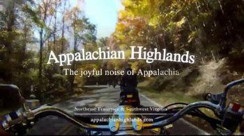 Appalachian Highlands TV Spot, 'Motorcycle Road Trip' - Thumbnail 3