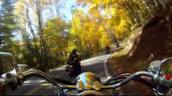 Appalachian Highlands TV Spot, 'Motorcycle Road Trip'