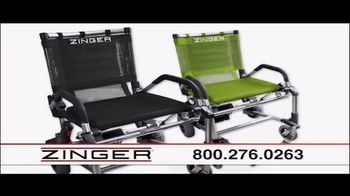 Zinger Chair TV Spot, 'Fun to Drive' - Thumbnail 7
