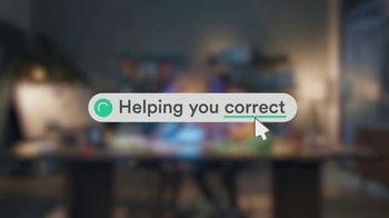 Grammarly TV Spot, 'Brightening Connections' - Thumbnail 10