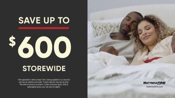 Mattress Firm Labor Day Sale TV Spot, '$600 Savings and Free Adjustable Base: Ends Monday' - Thumbnail 5